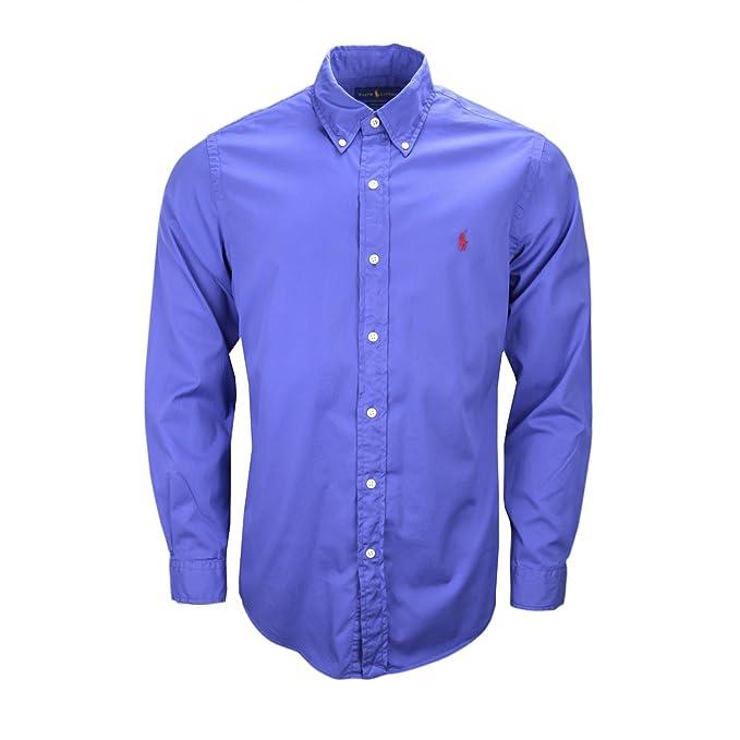 Ralph Lauren - Camisa Casual - Blusa - para Hombre Azul XL