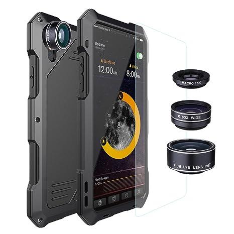Iphone x lens attachment
