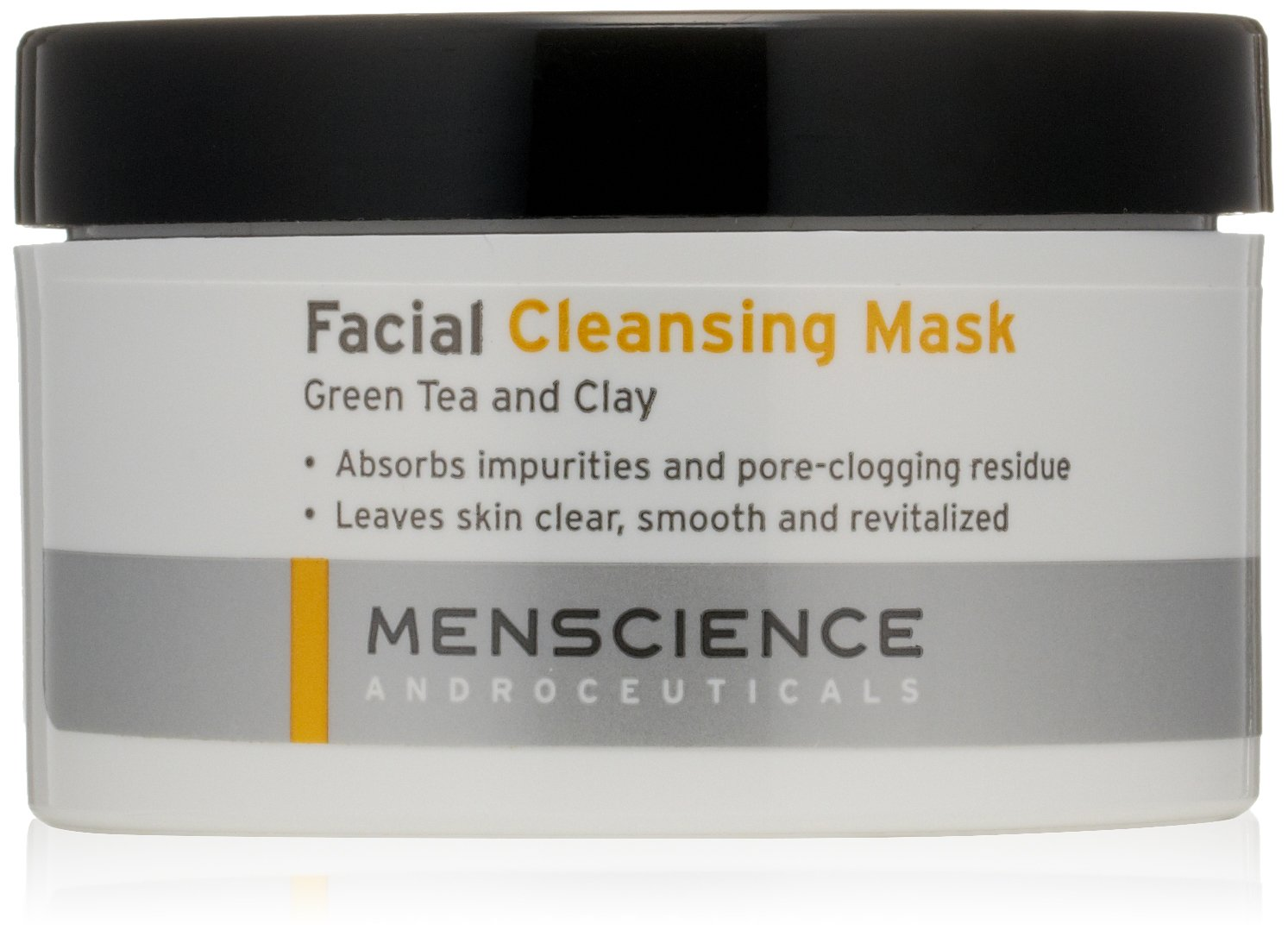 MenScience Androceuticals Facial Cleansing Mask, 3 oz.