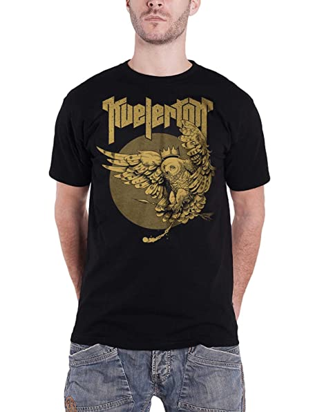 Kleidung & Accessoires Owl King T-shirt Kvelertak