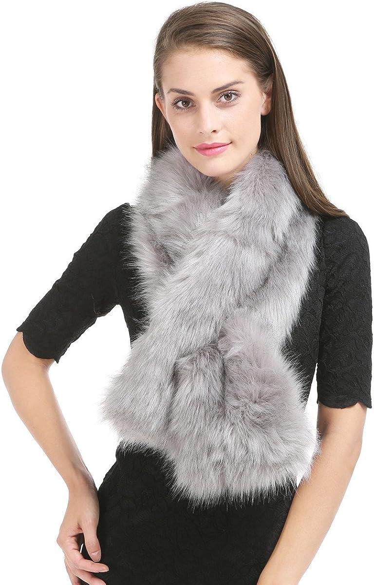 Saferin Women's Winter Faux...