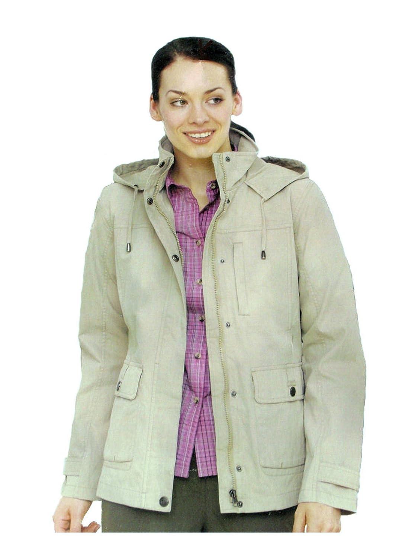 Crane Trekking da donna giacca con cappuccio, umide