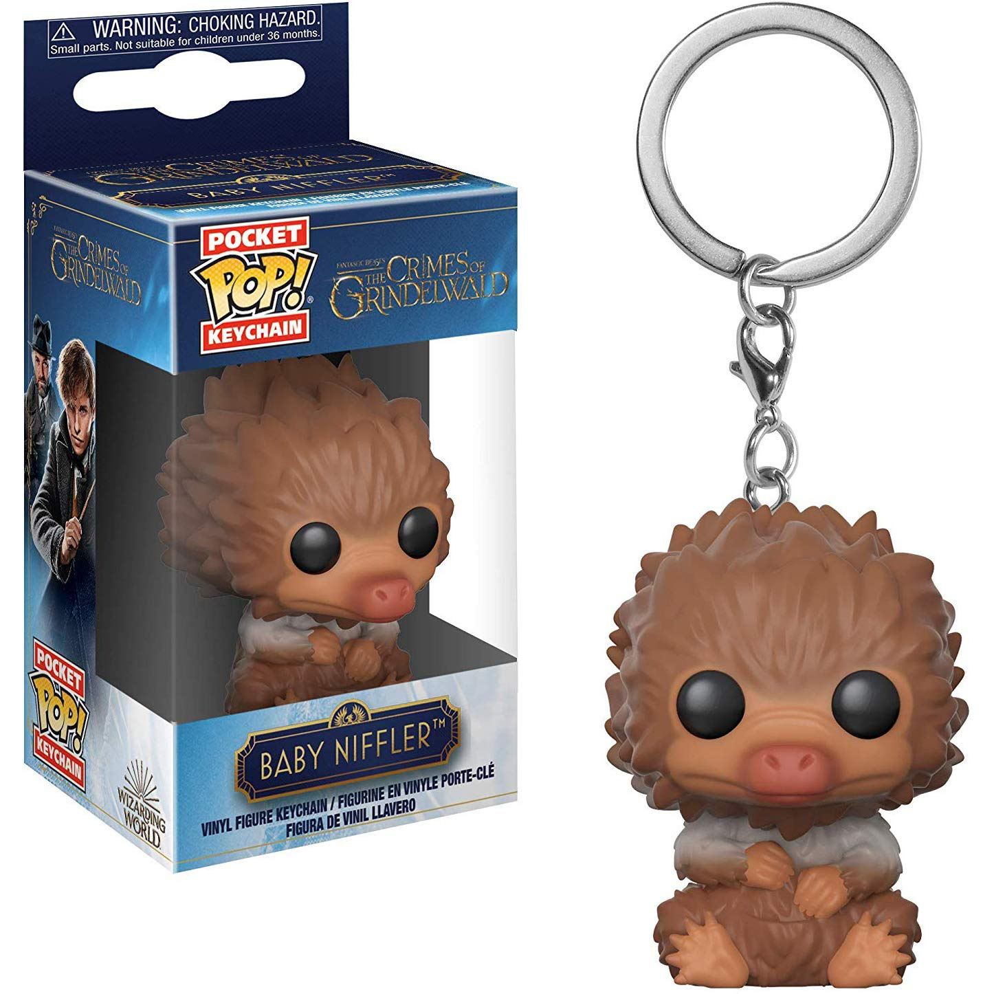 Amazon.com: Funko Baby Niffler: Fantastic Beasts - The ...