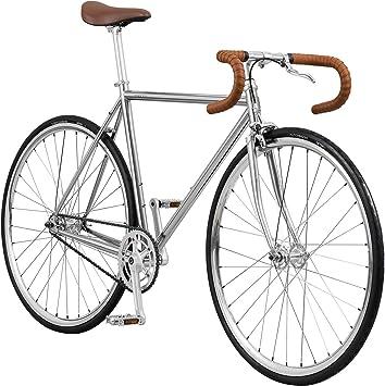 Pure Fix Premium Fixed Gear Bicicleta de una Sola Velocidad: Amazon.es: Deportes y aire libre