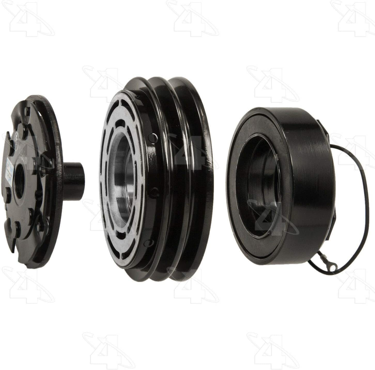 Four Seasons 47819 Clutch Assembly