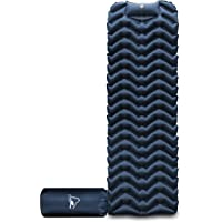 EJsoyo Camping Sleeping Pad, Ultralight 19.4 OZ,New Upgrade Camping Sleeping Pad with Built-in Inflator,Great for…