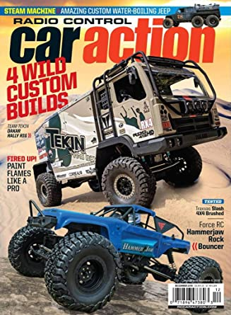 Rc Car Action >> Radio Control Car Action Amazon Com Magazines