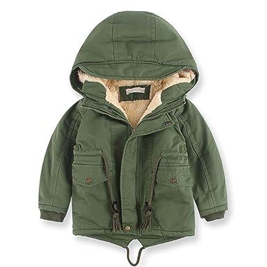 a5797cfee Amazon.com  Joseph Papa Boy Jacket Warm Outwear Winter Coat Boys ...
