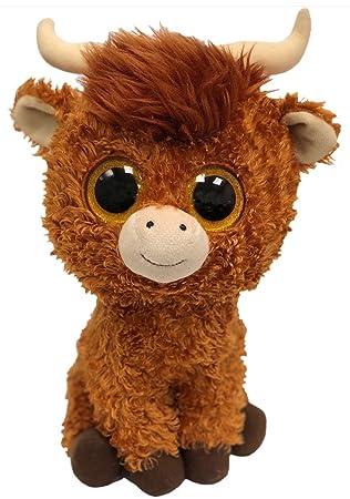 TY Beanie Boo - Angus the Highland Cow - Medium - Limited Edition ... d5323a0190c