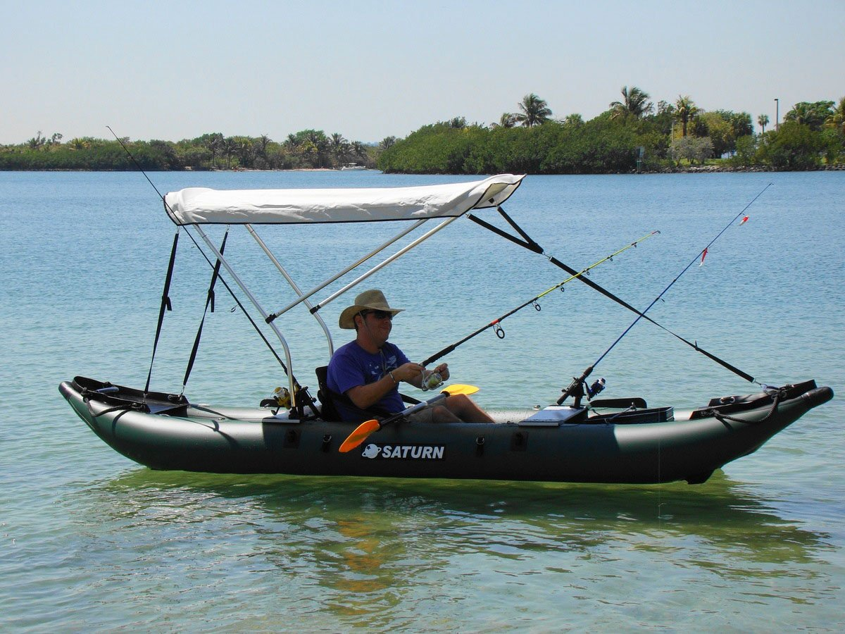 Which Are The Most Stable Fishing Kayaks For River Fishing