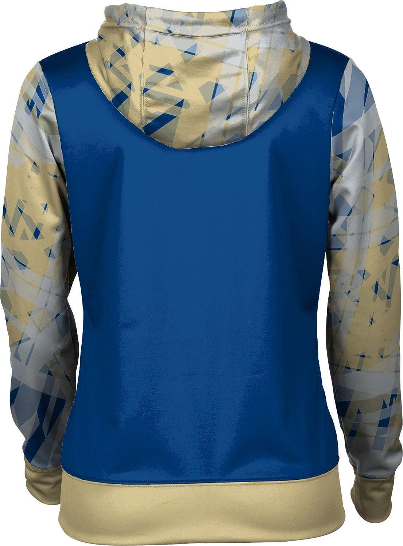 School Spirit Sweatshirt United States Naval Academy Girls Zipper Hoodie Crisscross