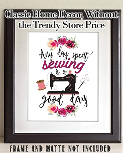 Any Day Spent With You 11x14 Unframed Art Print Great Wedding Gift