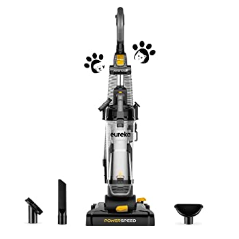 Eureka PowerSpeed Pet Turbo Multi-Surface Vacuum Cleaner