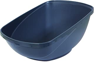 product image for Petmate Hi-Back Open Litter Cat Pan