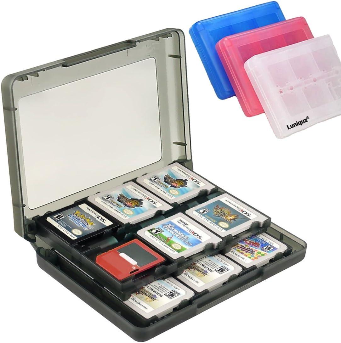 Generic 28-en-1 organizador caja Estuche para tarjetas de juego para Nintendo DSi DS Lite 3DS: Amazon.es: Hogar