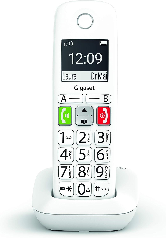 Telefono inalambrico teclas grandes
