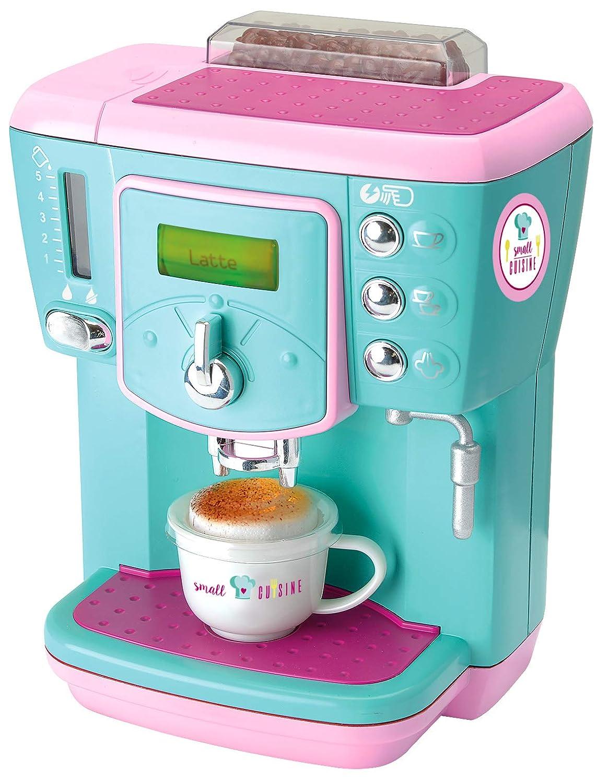 Beluga Juguetes 60014 Cafetera Small Cuisine, Mint, Color Rosa ...
