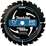 "Makita A-94530-10 7-1/4"" 24T Ultra-Coated Framing Blade, 10-Pack"