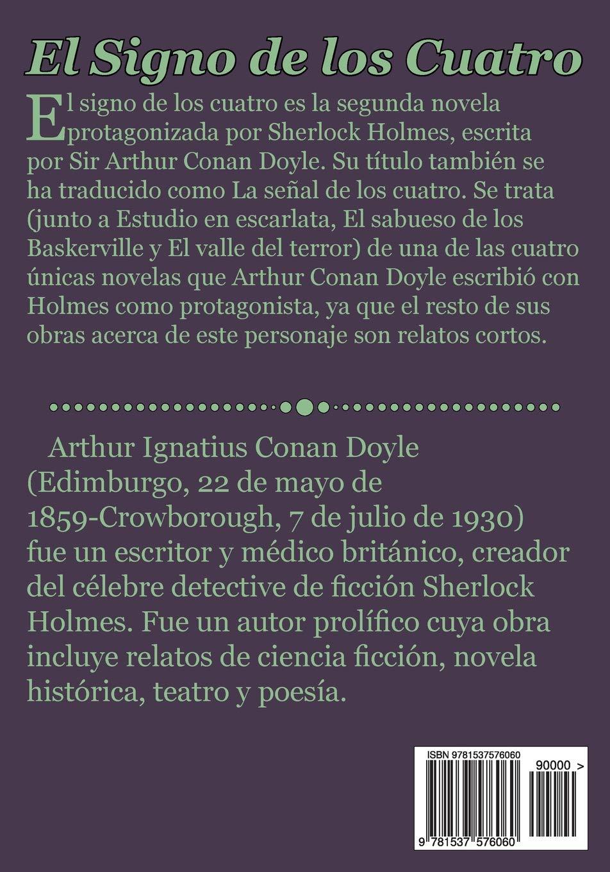 Amazon.com: El Signo de los Cuatro (Spanish Edition ...