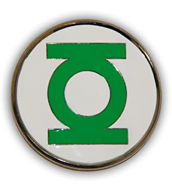The Green Lantern Logo Belt Buckle Apparel Amazon Clothing