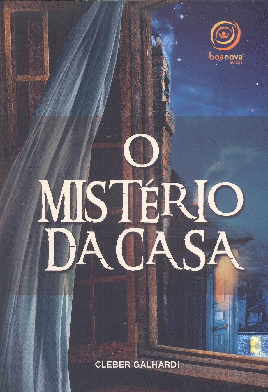 Read Online O Mistério da Casa pdf epub