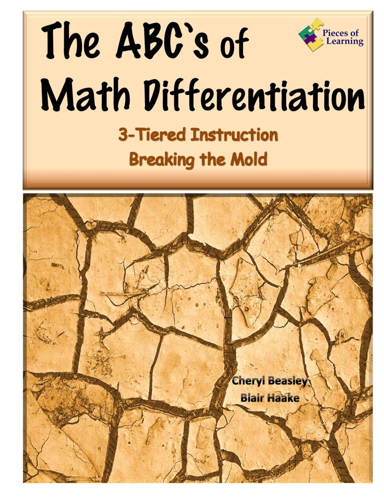 Amazon The Abcs Of Math Differentiation 3 Tiered Instruction