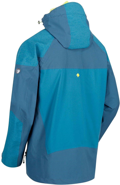 Regatta Mens Oklahoma IV Waterproof Hiking Shell Jacket