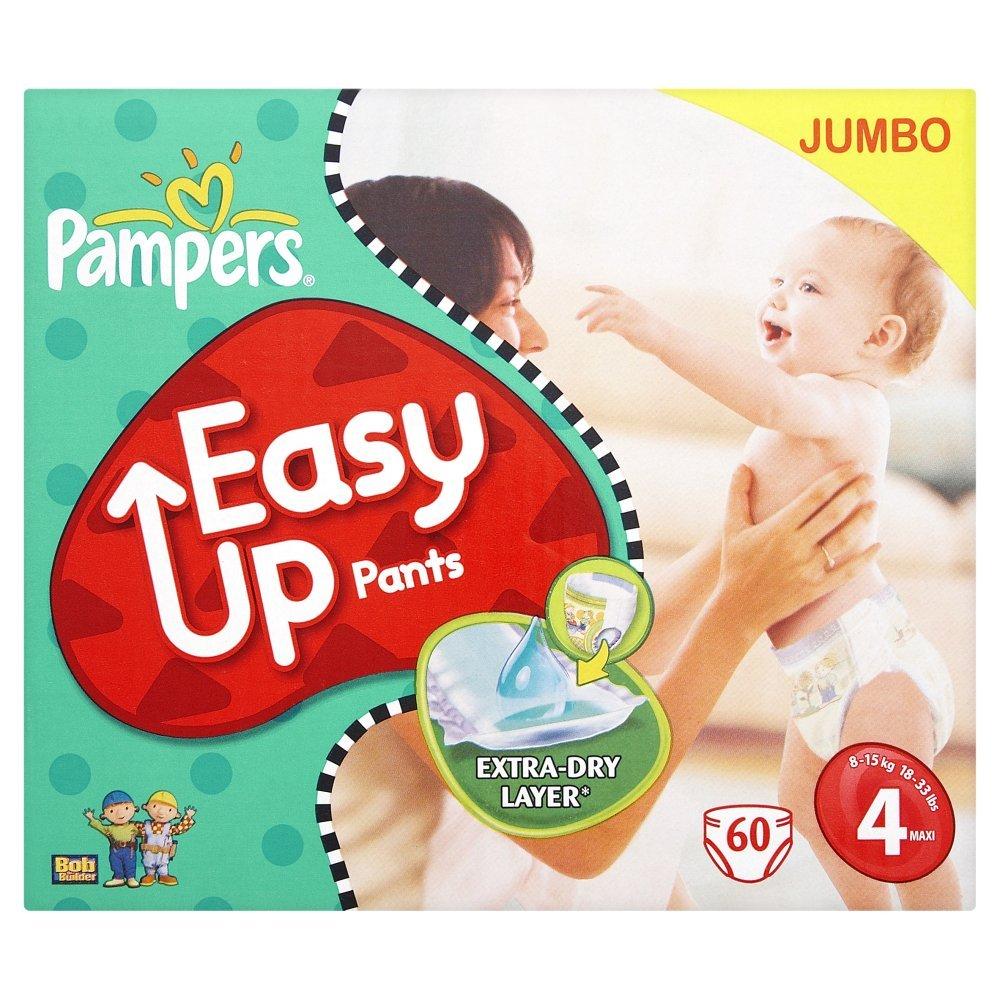 Pampers Windeln Easy up Gr. 5 Junior 12-18 kg Mega plus Pack, 1er Pack (1 x 88 Stück) 1er Pack (1 x 88 Stück) 536291