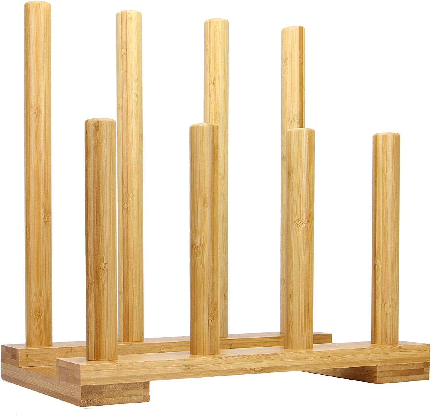 Bamboo Boot Rack | Boot Storage | Boot & Welly Rack | Wellington Boot Organiser | Walking Boot Stand | M&W