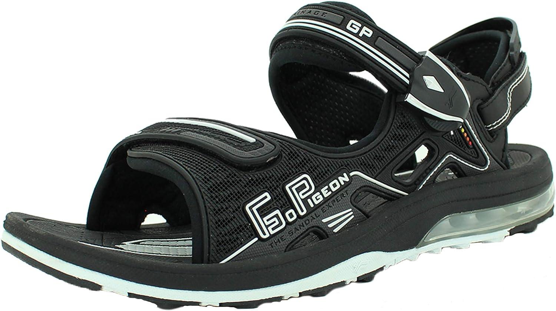 Air Sandals for Men & Women: Easy SNAP Lock Closure, Active Comfort Shoes
