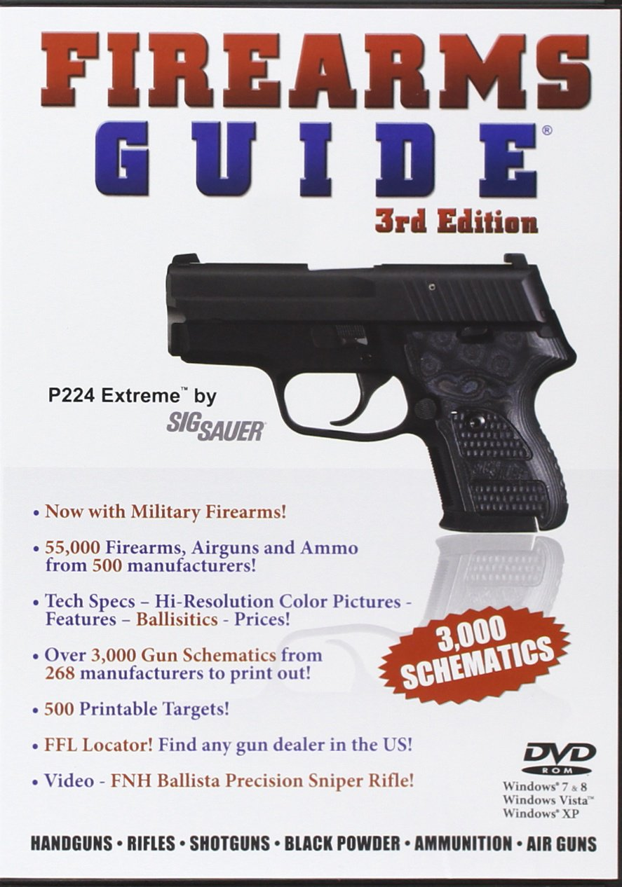 Firearms Guide 3rd Edition pdf epub