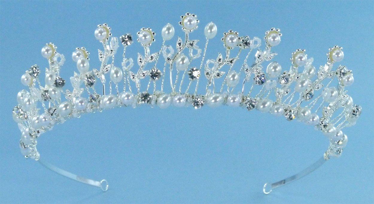 Amazon.com : Elegant Wedding Bridal Tiara of \