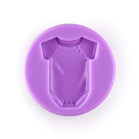 Amazon.com: Tasty Molds - Body de silicona para bebé, diseño ...
