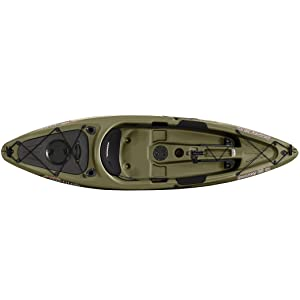 Sun Dolphin Journey 10 Fishing Kayak
