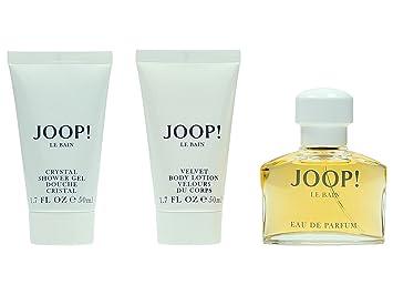 Brandneu schön in der Farbe Genieße den kostenlosen Versand Joop Le Bain Coffret: Eau De Parfum Spray 40ml/1.35oz + Body Lotion  50ml/1.7oz + Shower Gel 50ml/1.7oz 3pcs