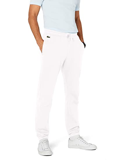 3c7e5cdd0035c Lacoste Men s Sportswear Trousers  Amazon.co.uk  Clothing