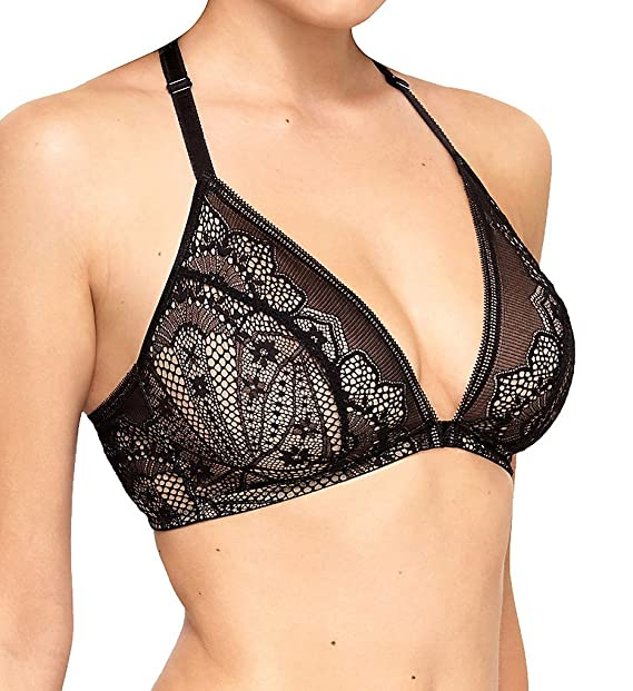 c940ec2ab1 Wacoal Take The Plunge Soft Cup Bra Bra at Amazon Women s Clothing store