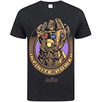 Avengers Infinity War Marvel Thanos Infinity Gauntlet Men's T-Shirt