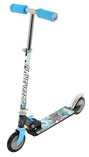 Avengers Classic Inline Scooter by Mv Sports & Leisure ...