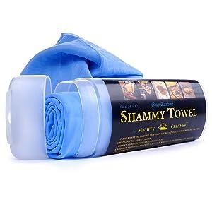 Shammy Towel For Car - Chamois Cloth For Car - Car Drying Towel Chamois - Car Shammy Towel - Car Wash Cloth Car Drying Chamois - Car Chamois Chamois Towel For Car - Super Absorbent Towel Shammy Cloth