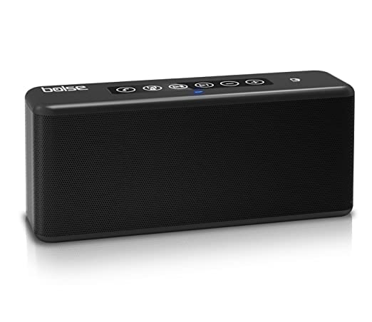 868 opinioni per Speaker Bluetooth v4.0 portatile Bolse® 12W (due altoparlanti da 40mm e 6W) con