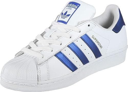 adidas Originals Superstar Shoes FTWR White/Collegiate Navy/Gold met. 18/19