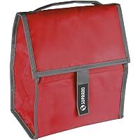 Bolsa Térmica Cooler 5 Litros Vermelha Com Gel Soprano