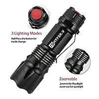 J5 Hyper-V Tactical Flashlight