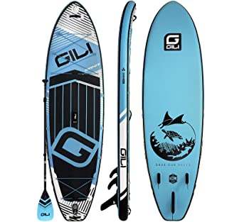 GILI 10'6/11'6 Meno Inflatable Stand Up Paddle Board
