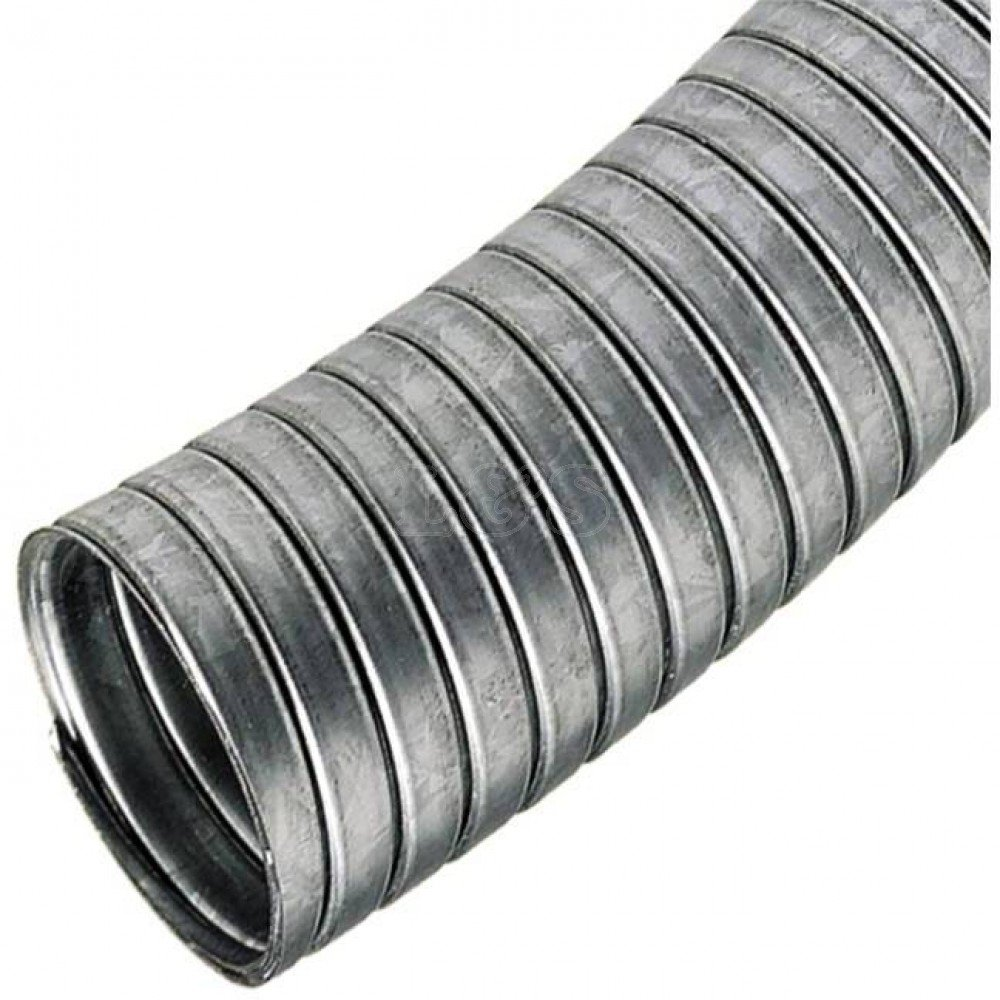 1.1/2' Diam Heavy Duty Flexible Exhaust Pipe (per metre) L&S Engineers