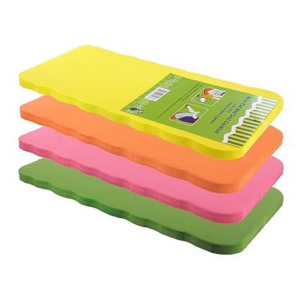 Incroyable Set Of 4   Foam Kneeling Pads Garden Knee Mat / Gardening Seat Cushion