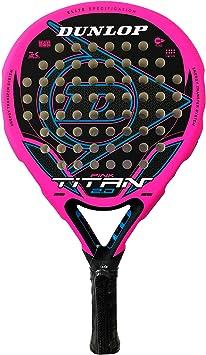 DUNLOP Pala de Padel Titan 2.0 (Rosa): Amazon.es: Deportes y ...