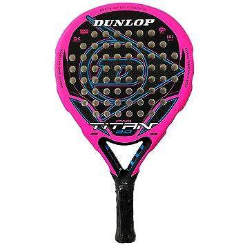 Dunlop Pala de Padel Titan Pink 2.0: Amazon.es: Deportes y aire libre