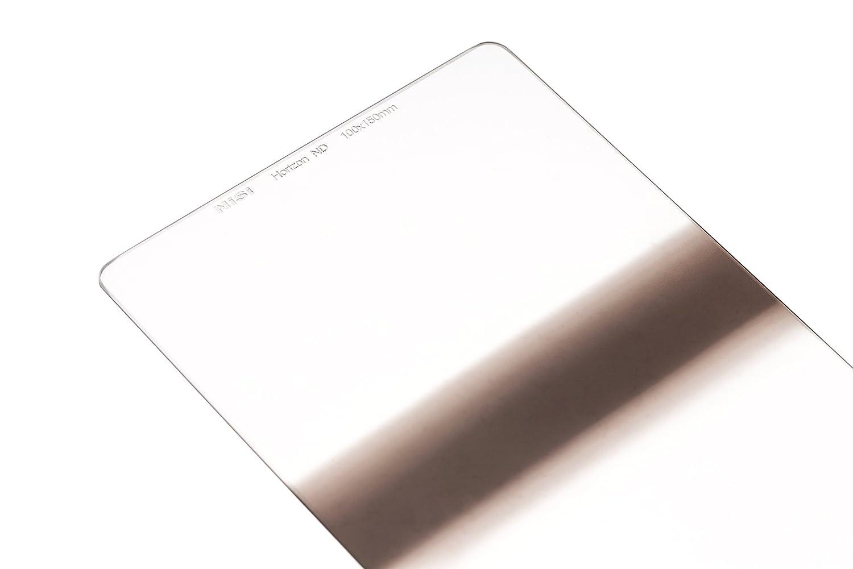 NiSi Filtro Graduato GND 3 stop 0.9 Vetro Ottico Medium 100x150mm con Nano Coating trattamento IR
